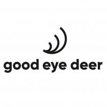 Good Eye Deer